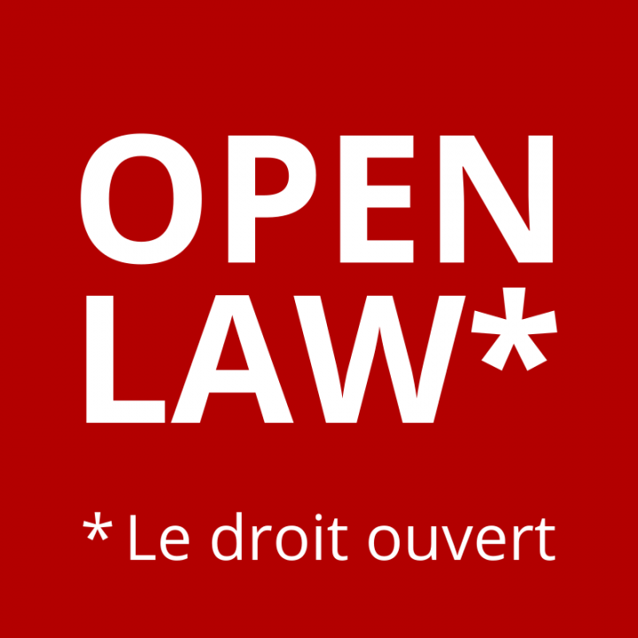 Logo Open Law